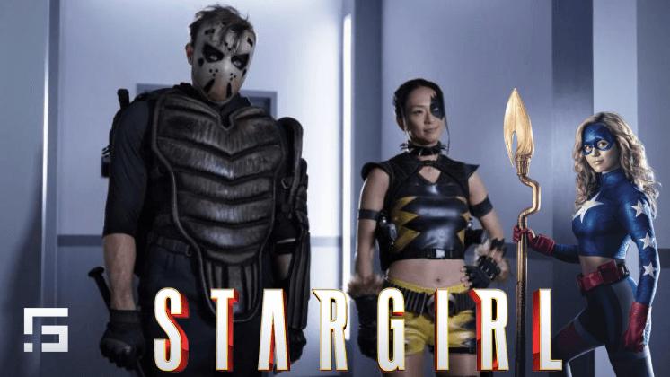 Sportmaster y Tigress serán personajes regulares en Stargirl