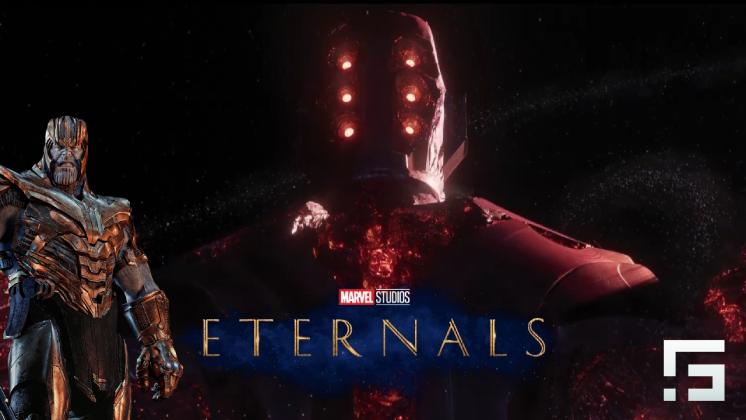 ¿Por qué los Eternos no lucharon contra Thanos?