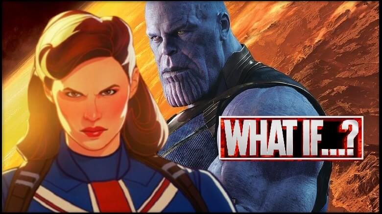 thanos what if serie