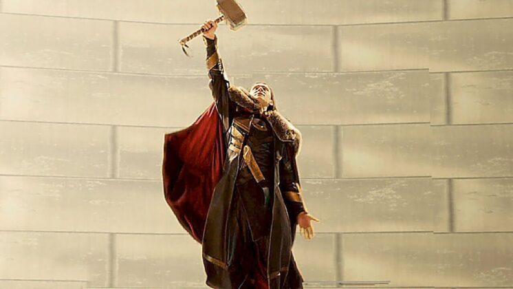 What If Loki Mjolnir