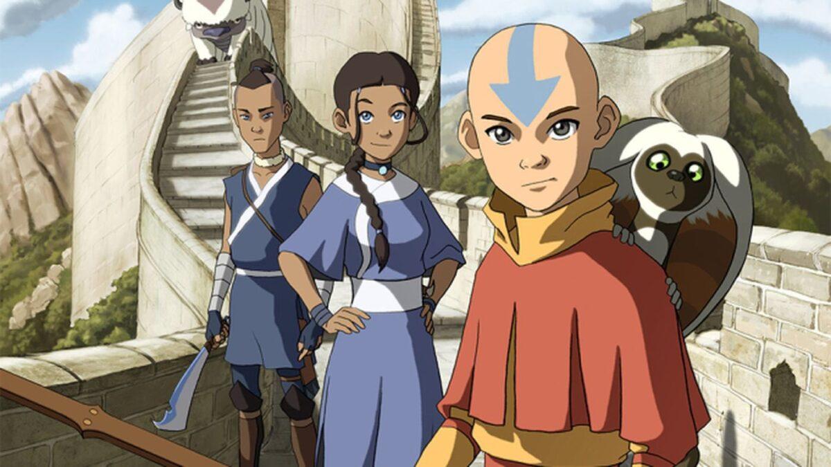 película Avatar Last Airbender