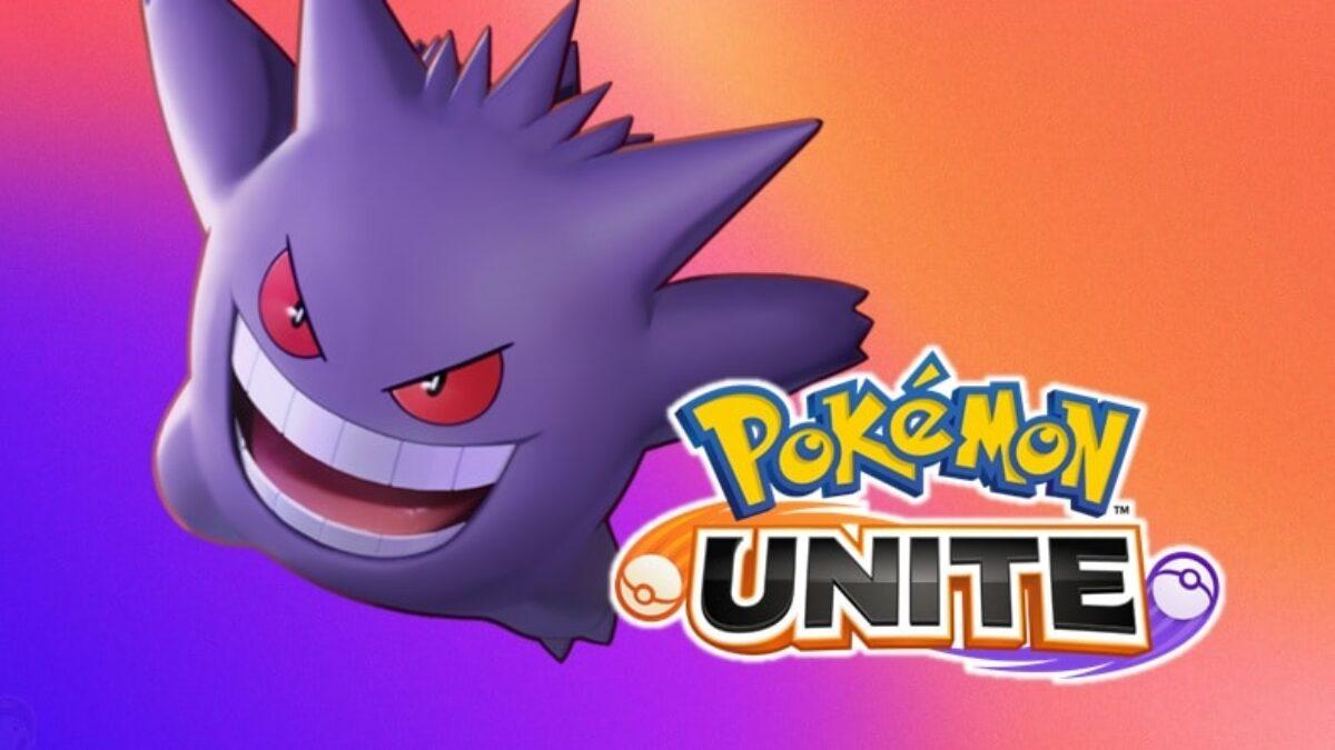 Gengar sufrirá un nerfeo en el próximo parche de Pokemon Unite