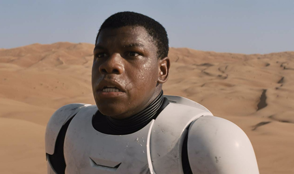 serie Finn Star Wars