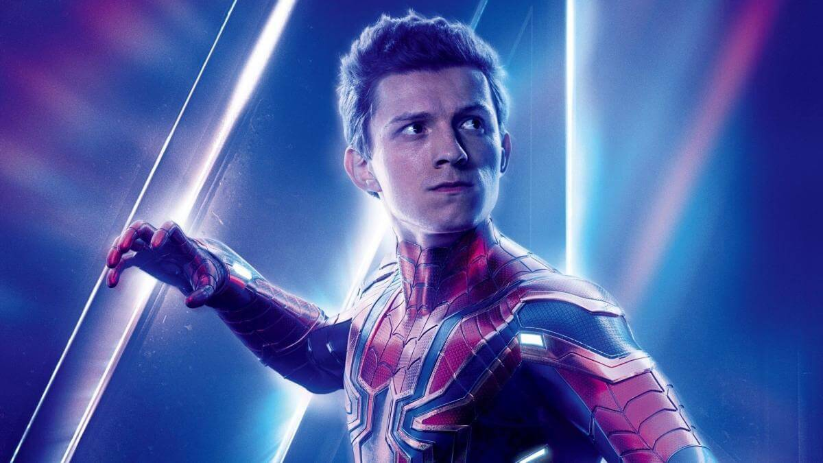 tom holland what if