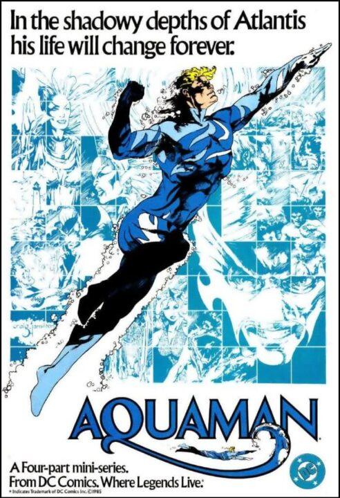 Aquaman The Lost Kingdom traje referencia