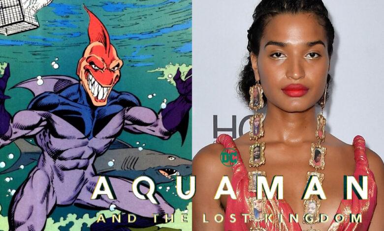 Aquaman and the Lost Kingdom Karshon
