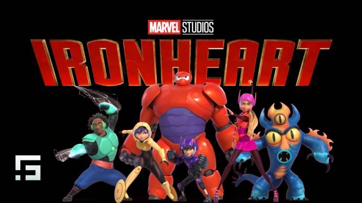 ¿Llegarán los personajes de Big Hero Six a Ironheart?