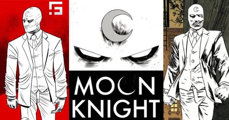 El traje de Caballero Luna que todos los fans aman llegará a la serie