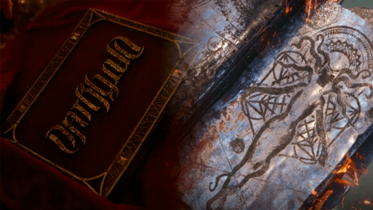 Darkhold MCU Agents of Shield