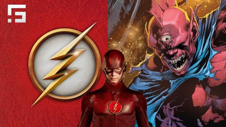 Primer vistazo a Despero en la serie The Flash