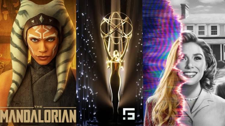 Wandavision gana y The Mandalorian arrasa en los Emmy 2021