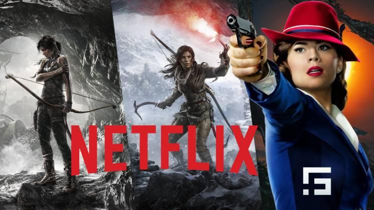Hayley Atwell pondrá la voz de Lara Croft en el anime de Tomb Raider