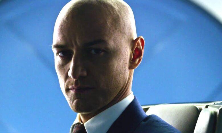 James McAvoy no cree que su regreso como el Profesor X sea necesario