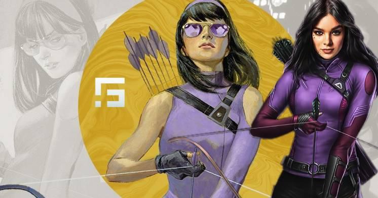 Conoce la historia de Kate Bishop, la nueva arquera del universo Marvel