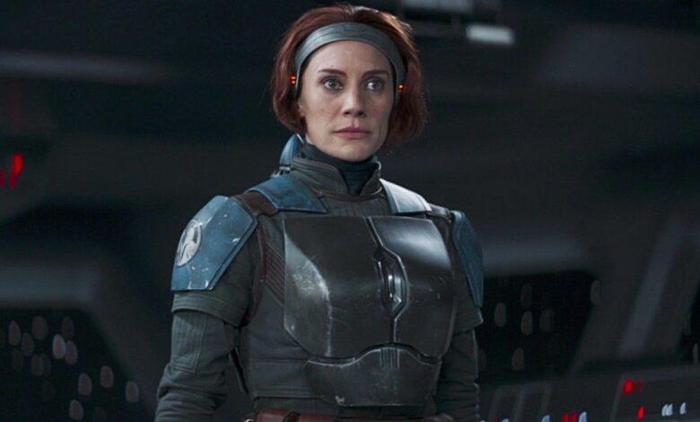 Katee Sackhoff asegura que Bo-Katan tiene un asunto pendiente en 'The Mandalorian'