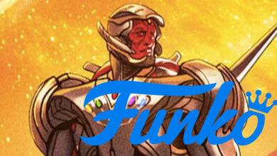 Líder Supremo Ultron Vision Funko Pop
