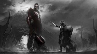 Conoce la historia de Melkor, conocido entre los elfos como Morgoth