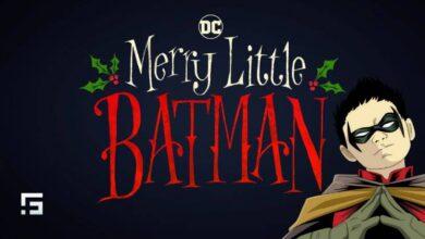 Merry Little Batman será la nueva película animada de DC Cómics