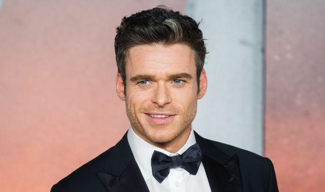 Richard Madden tiene una muy buena edad para ser el nuevo James Bond