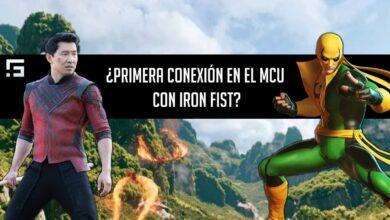 Shang-Chi Iron Fist