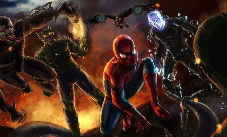 Sony tendría planeado hacer una película de los Seis Siniestros