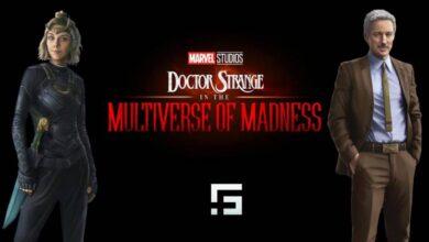 Sylvie y Mobius podrían aparecer en Doctor Strange in the Multiverse of Madness