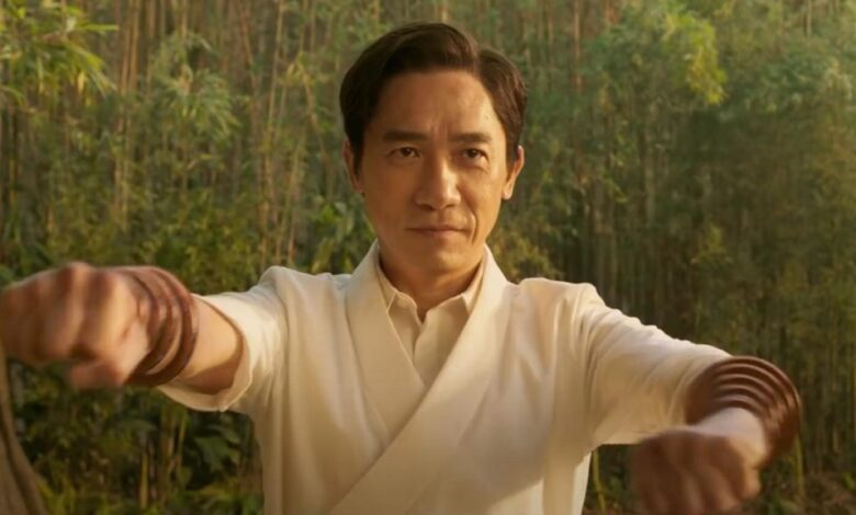 Tony Leung MCU
