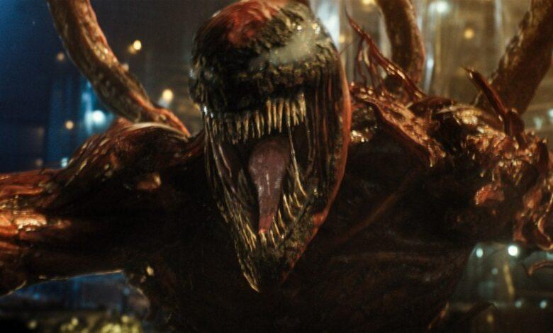 Venom: Let There Be Carnage será calificación PG-13