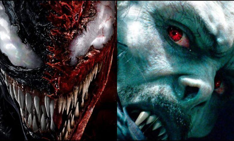 venom y morbius mcu