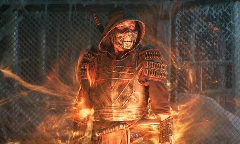 Warner proyectos Mortal Kombat