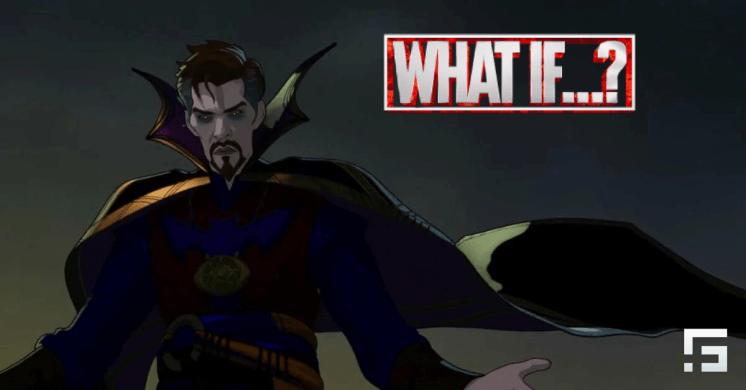 ¿Qué nos ha deparado el cuarto episodio de What if? Doctor Strange en estado puro
