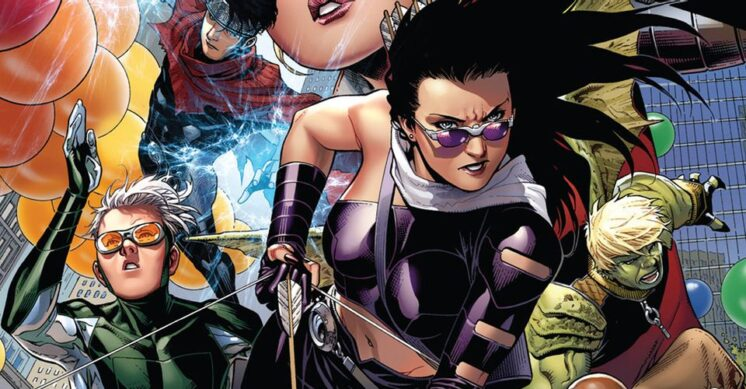 kate bishop young avengers