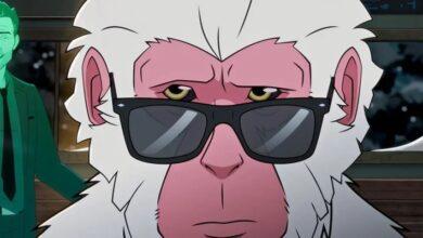 hit monkey serie