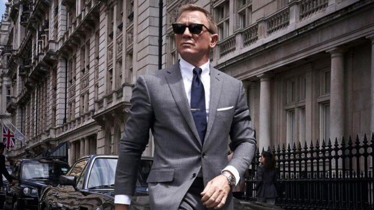 Daniel Craig tendrá su última película en 'Sin Tiempor para Morir'