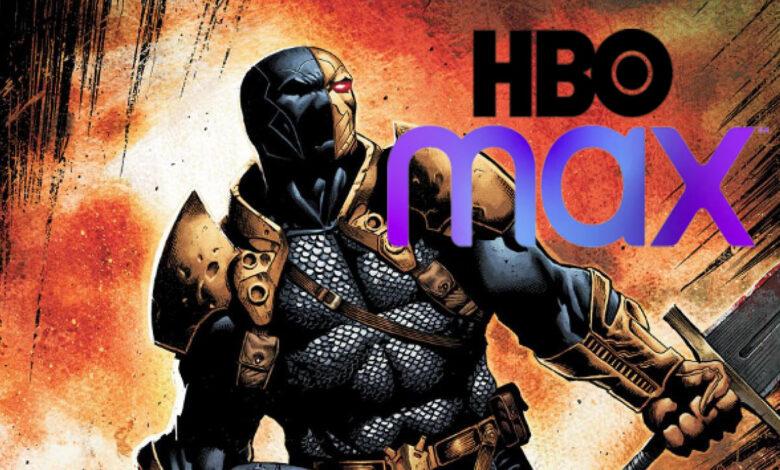 serie Deathstroke HBO Max