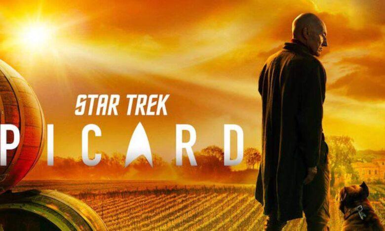 star trek picard tercera temporada