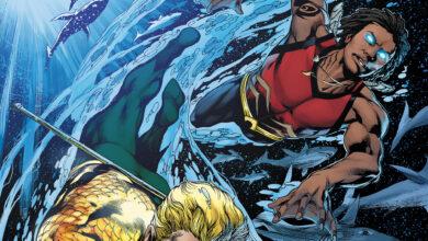Aqualad spin-off Aquaman HBO Max