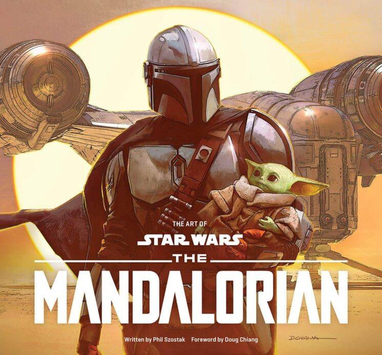 Arte de Star Wars The Mandalorian