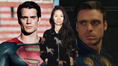 Chloe Zhao Superman Eternals