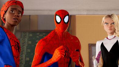 Este sería el título elegido para Spider-Man: Into the Spiderverse 2