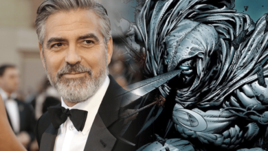 George Clooney Moon Knight