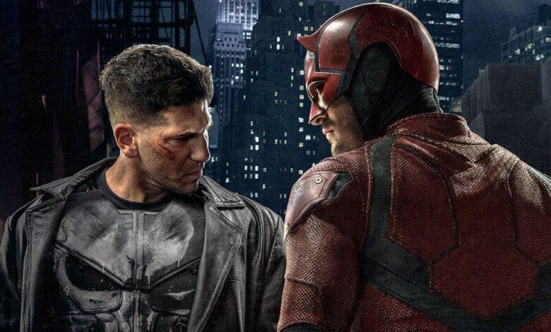 Marvel Studios querría hacer un nuevo enfrentamiento entre Daredevil y The Punisher