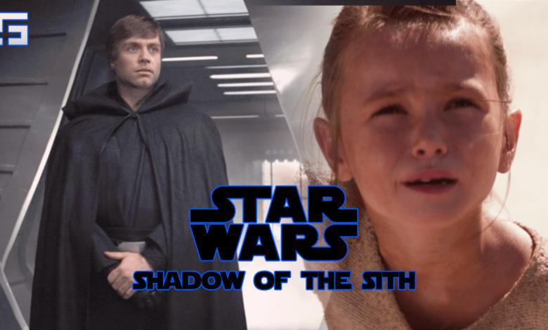 Luke Skywalker Rey Exegol Novela
