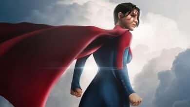 Supergirl Sasha Calle The Flash