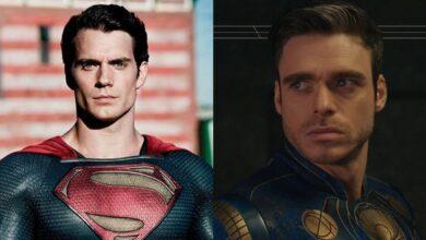 Superman Ikaris Eternals