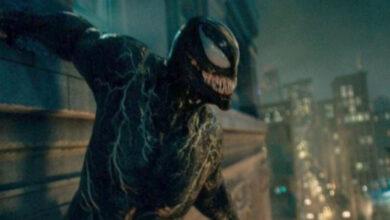 Venom Spider-Man No Way Home