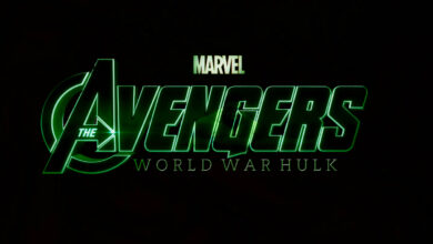 World War Hulk película