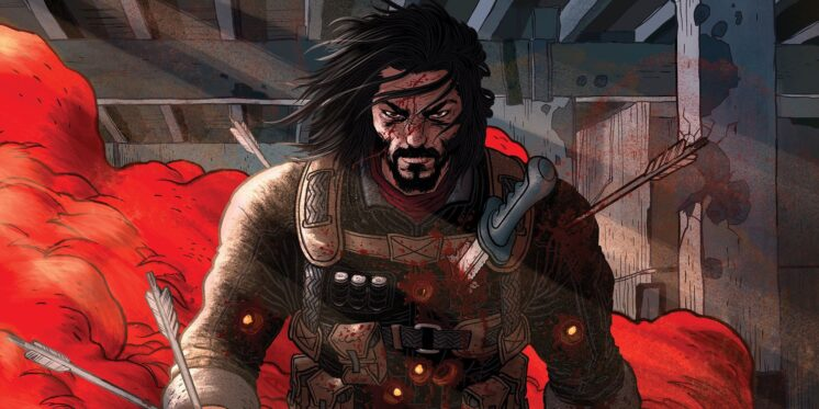 El cómic 'BRZRKR' recibirá una adaptación de Netflix