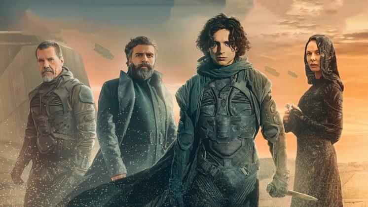 'Dune', aclamada por público y crítica