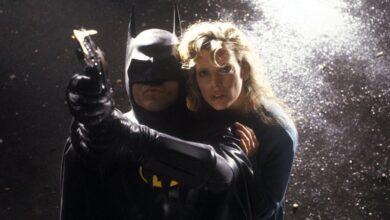 flash batman keaton